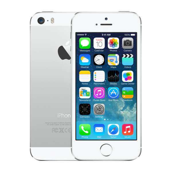 Refurbished Iphone 5s silver