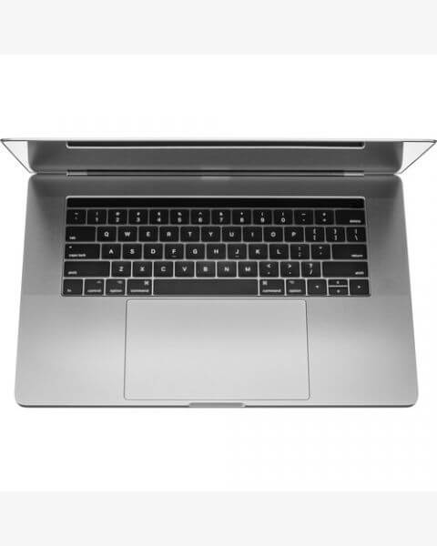 MacBook Pro 15-inch Core i7 2.8 GHz 256 GB SSD 16 GB RAM Zilver (Mid 2017)