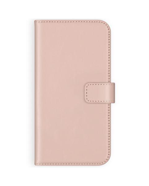 Echt Lederen Booktype Samsung Galaxy A51 - Roze - Dusty Pink