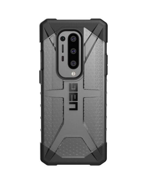 Plasma Backcover OnePlus 8 Pro - Ice Clear - Transparant / Transparent