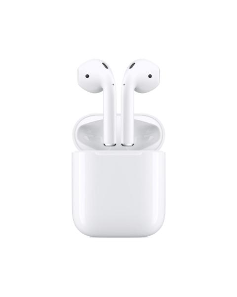 Refurbished Apple AirPods 2e generatie | Bedrade oplaadcase | 6 maanden garantie