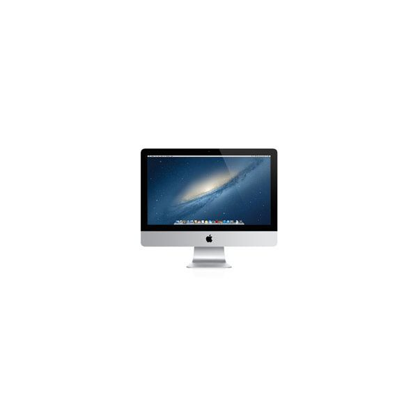 iMac 21-inch Core i7 3.1 GHz 512 GB SSD 16 GB RAM Zilver (Late 2013)