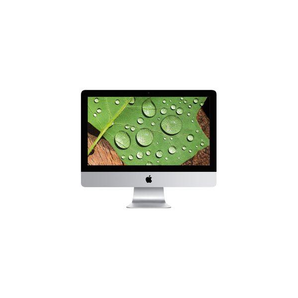 iMac 21-inch Core i5 3.1 GHz 512 GB SSD 8 GB RAM Zilver (4K, Late 2015)