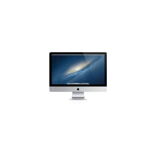 iMac 27-inch Core i5 3.4 GHz 1 TB SSD 8 GB RAM Zilver (Late 2013)