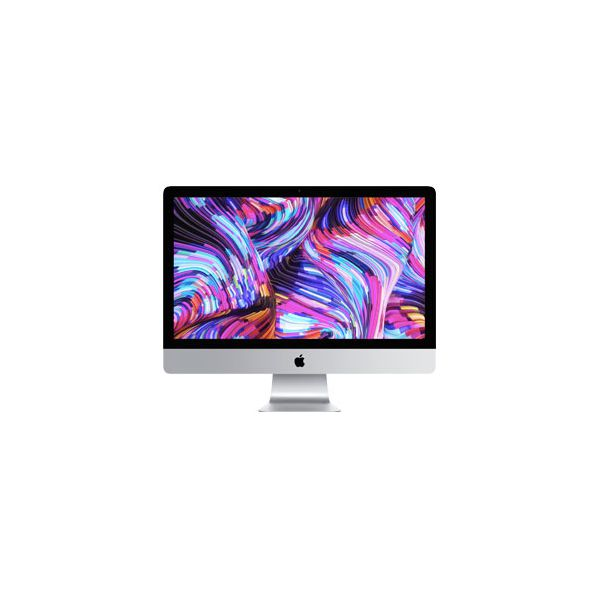 iMac 27-inch Core i5 3.7 GHz 2 TB (Fusion) 8 GB RAM Zilver (5K, 27 Inch, 2019)