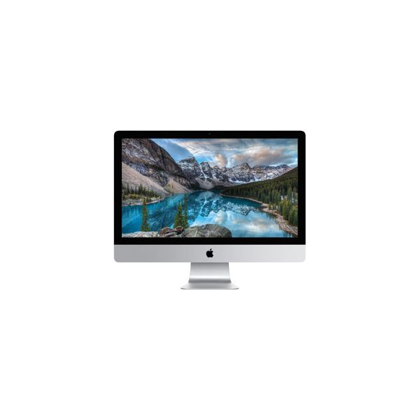 iMac 27-inch Core i5 3.2 GHz 2 TB SSD 64 GB RAM Zilver (5K, Late 2015)