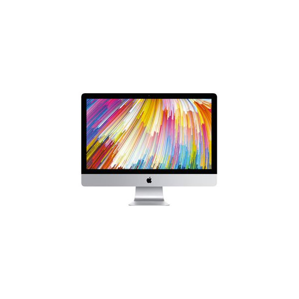 iMac 27-inch Core i7 4.2 GHz 2 TB (Fusion) 32 GB RAM Zilver (5K, Mid 2017)