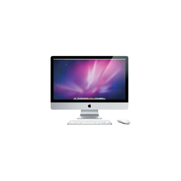 iMac 27-inch Core i7 2.93 GHz 2 TB SSD 32 GB RAM Zilver (Mid 2010)