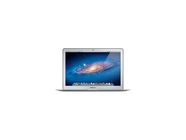 MacBook Air 13-inch Core i5 1.3 GHz 512 GB SSD 8 GB RAM Zilver (Mid 2013) A-grade