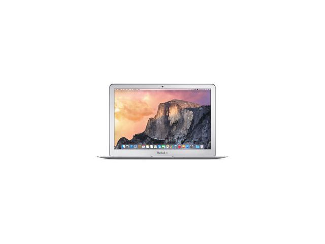 MacBook Air 13-inch Core i5 1.8 GHz 512 GB SSD 8 GB RAM Zilver (2017) A-grade