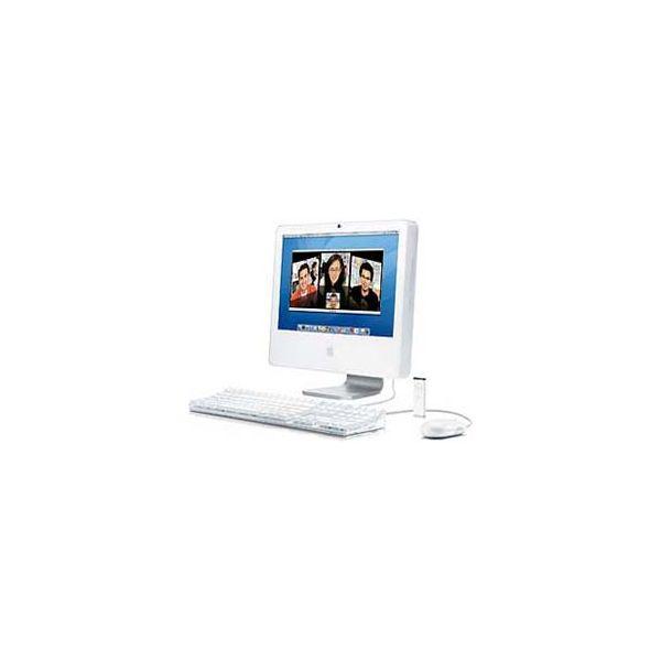 iMac 17-inch Core 2 Duo 1.83 GHz 160 GB HDD 1 GB RAM Zilver (Late 2006 CD)