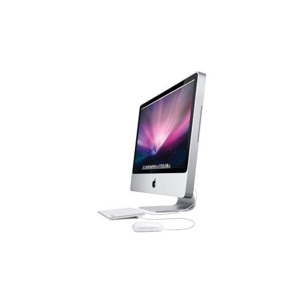 iMac 24-inch Core 2 Duo 2.93 GHz 1 TB HDD 4 GB RAM Zilver (Early 2009)