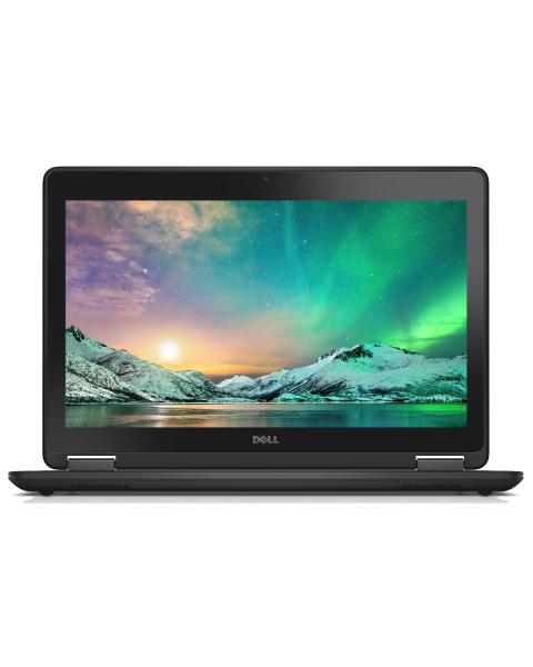Dell Latitude E7250 | 12.5 inch HD | 5e generatie i5 | 256GB SSD | 8GB RAM | QWERTY/AZERTY/QWERTZ