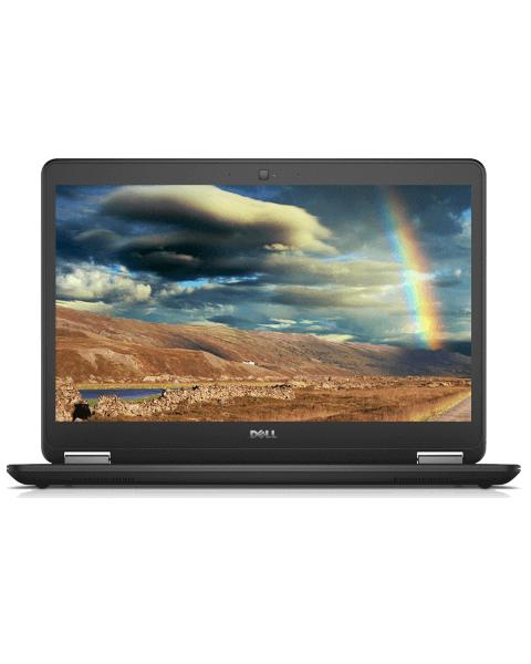 Dell Latitude E7450 | 14 inch FHD | 5e generatie i5 | 128GB SSD | 8GB RAM | QWERTY/AZERTY/QWERTZ