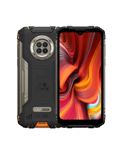 DOOGEE S96 Pro   128GB   Zwart/Oranje