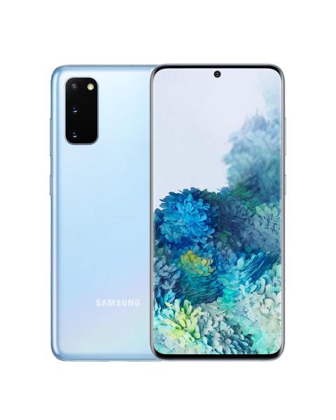 Refurbished Samsung Galaxy S20 5G 128GB blauw