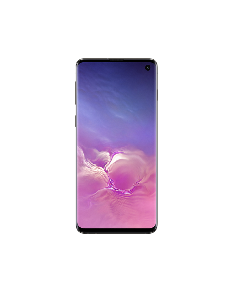 Refurbished Samsung Galaxy S10 128GB zwart