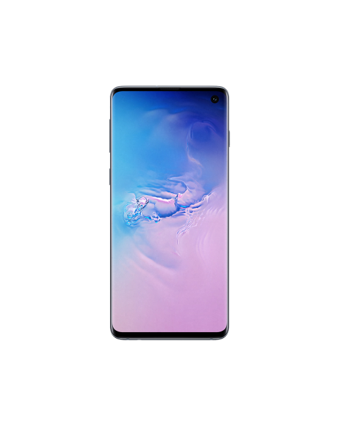 Refurbished Samsung Galaxy S10 128GB blauw