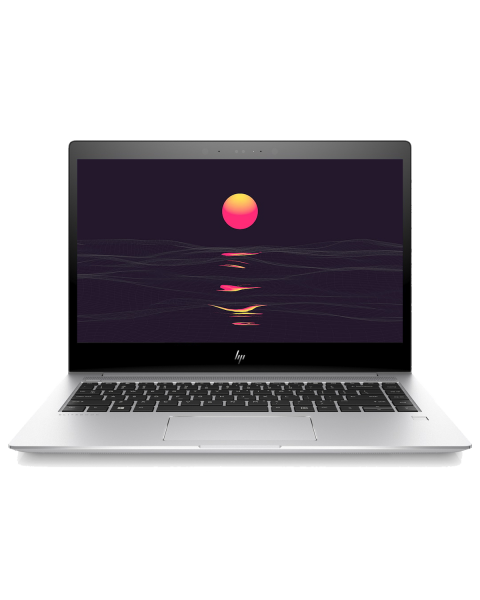 HP EliteBook 1040 G4 | 14 inch FHD | 7e generatie i7 | 512GB SSD | 8GB RAM | QWERTY/AZERTY/QWERTZ