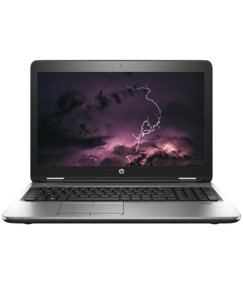 HP ProBook 650 G3 | 15.6 inch FHD | 7e generatie i5 | 256GB SSD | 8GB RAM | 2.5 GHz | QWERTY/AZERTY/QWERTZ