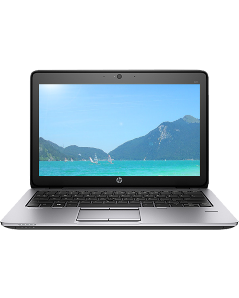 HP EliteBook 820 G2 | 12.5 inch FHD | 5e generatie i5 | 256GB SSD | 8GB RAM | QWERTY/AZERTY/QWERTZ