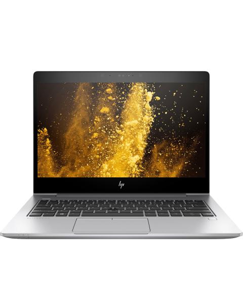 HP EliteBook 830 G5 | 13.3 inch FHD | 8e generatie i7 | 256GB SSD | 8GB RAM | QWERTY/AZERTY/QWERTZ