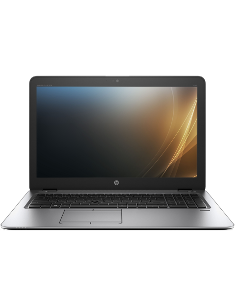 HP EliteBook 850 G3 | 15.6 inch FHD | 6e generatie i5 | 256GB SSD | 8GB RAM | QWERTY/AZERTY/QWERTZ