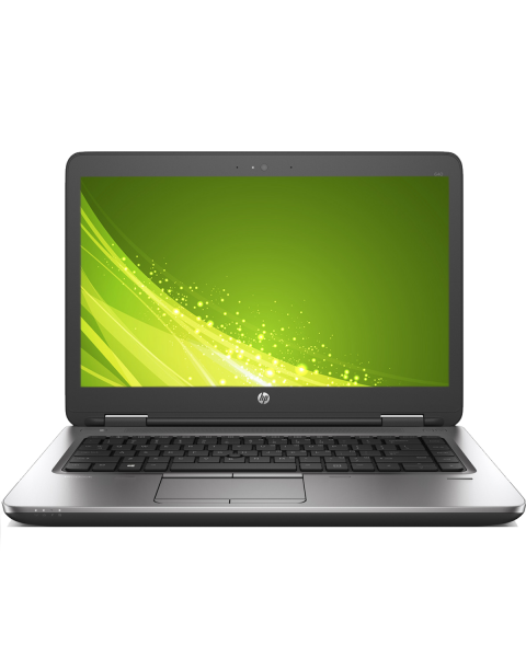HP ProBook 640 G2 | 14 inch HD | 6e generatie i5 | 128GB SSD | 8GB RAM | QWERTY/AZERTY/QWERTZ