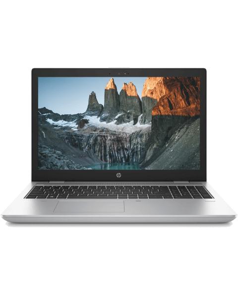 HP ProBook 650 G4 | 15.6 inch FHD | 8e generatie i5 | 256GB SSD | 8GB RAM | QWERTY/AZERTY/QWERTZ