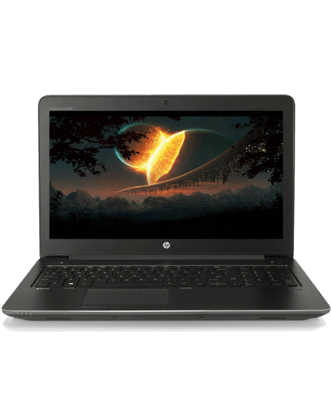 HP ZBook 15 G4 | 15.6 inch FHD | 7e generatie i7 | 512GB SSD | 16GB RAM | AMD FirePro W4190M | QWERTY/AZERTY/QWERTZ