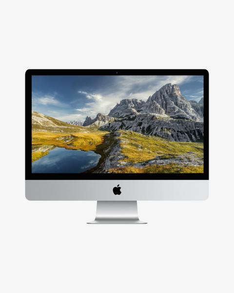 iMac 21-inch Core i5 2.7 GHz 1 TB SSD 16 GB RAM Zilver (Late 2013)