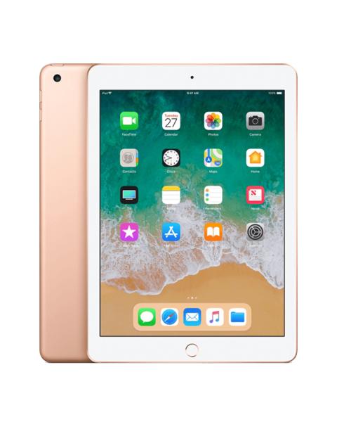 Refurbished iPad 2018 32GB WiFi goud