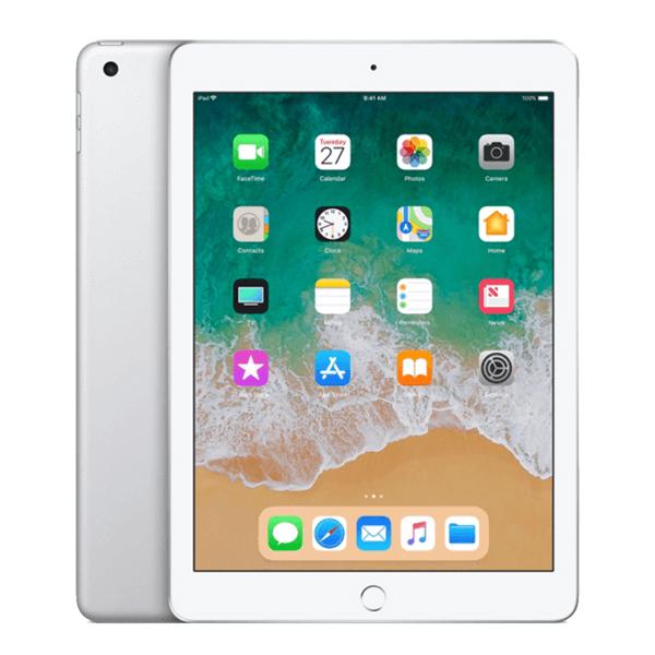 Refurbished iPad 2018 32GB WiFi + 4G zilver
