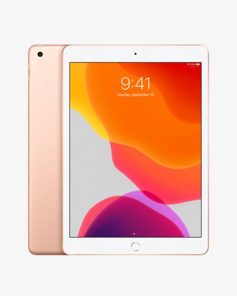 Refurbished iPad 2019 128GB WiFi goud