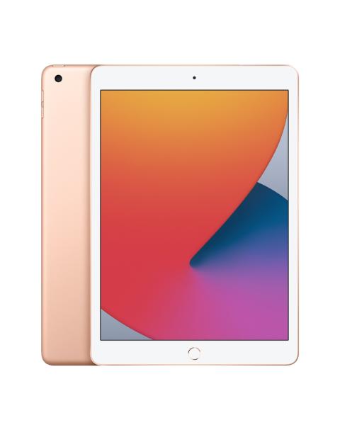 Refurbished iPad 2020 128GB WiFi Goud