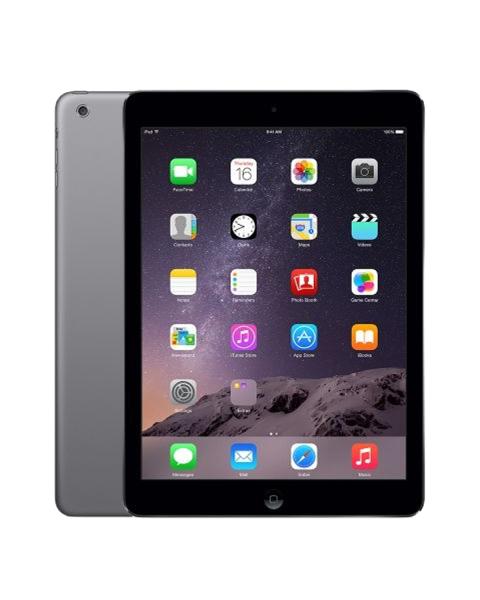 Refurbished iPad Air 1 64GB WiFi zwart/space grijs