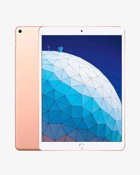 Refurbished iPad Air 3 256GB WiFi goud