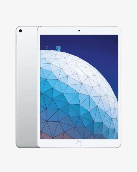Refurbished iPad Air 3 64GB WiFi zilver