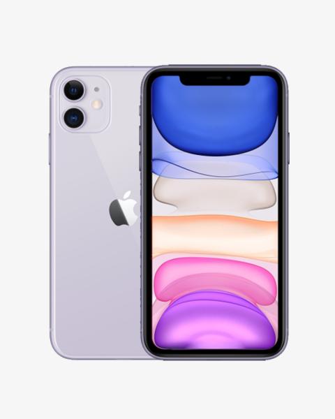 Refurbished iPhone 11 256GB paars