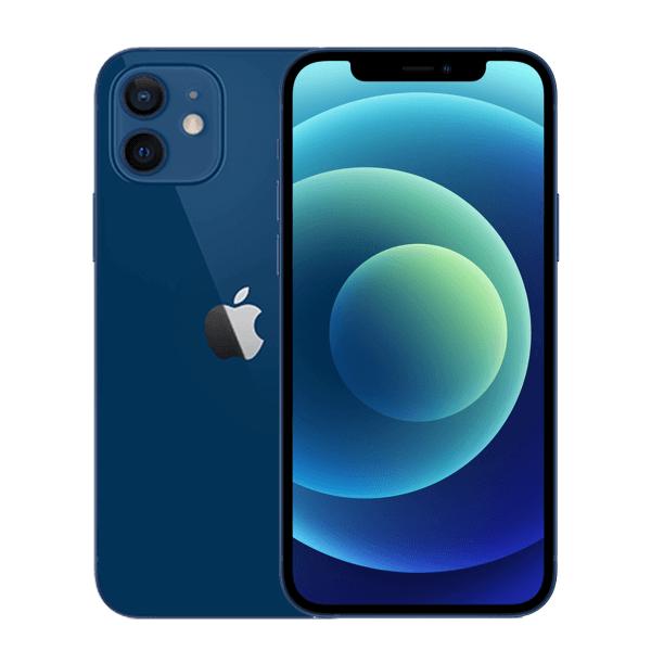 Refurbished iPhone 12 128GB blauw