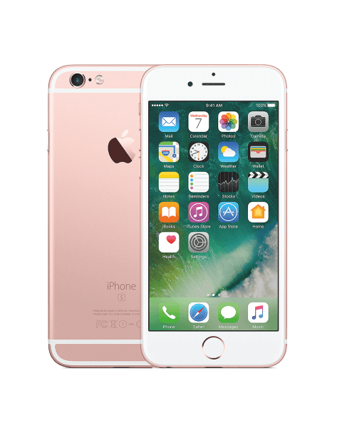 Refurbished iPhone 6S Plus 16GB rose goud