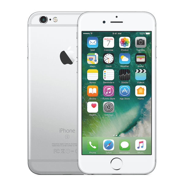 Refurbished iPhone 6S Plus 64GB zilver