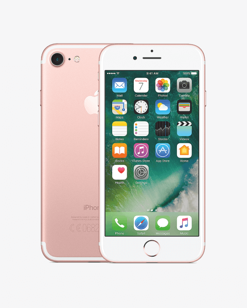 Refurbished iPhone 7 128GB rose goud