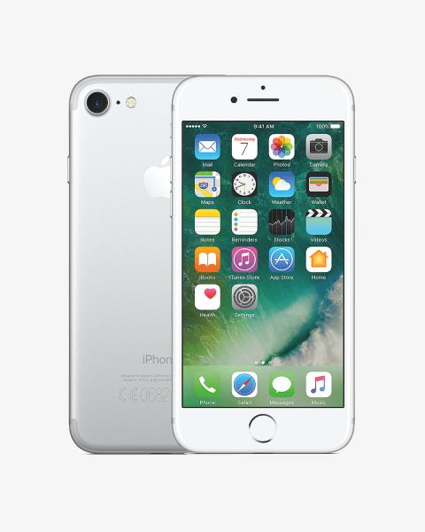 Refurbished iPhone 7 128GB zilver