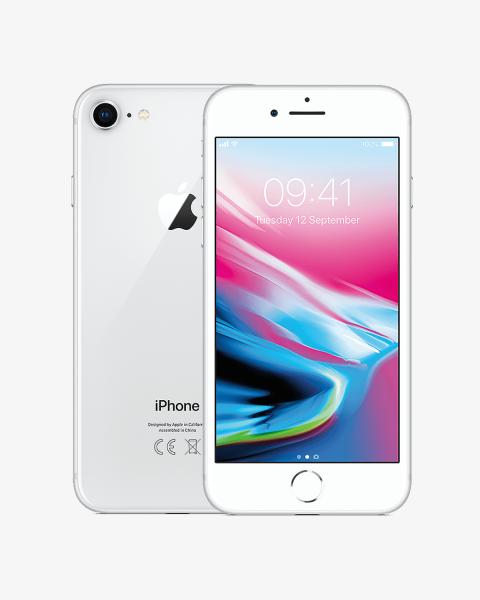 Refurbished iPhone 8 128GB silver