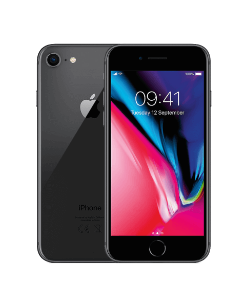 Refurbished iPhone 8 plus 64GB space grey