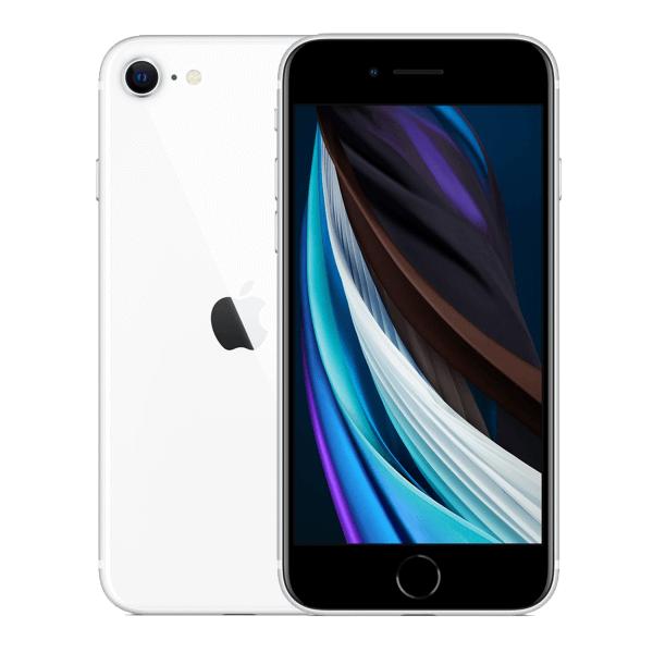 Refurbished iPhone SE 256GB rood (2020)