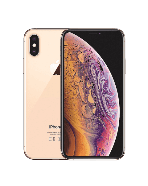 Refurbished iPhone XS Max 64GB goud