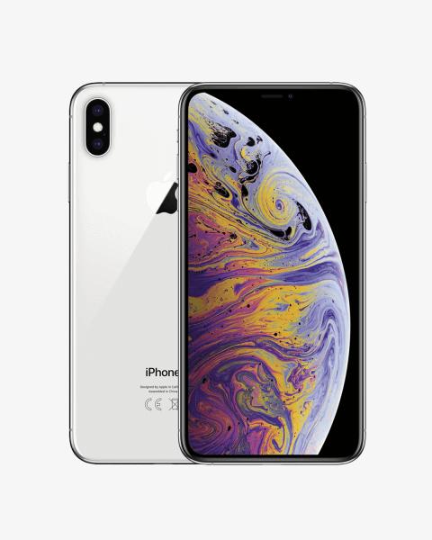 Refurbished iPhone XS Max 256GB silver
