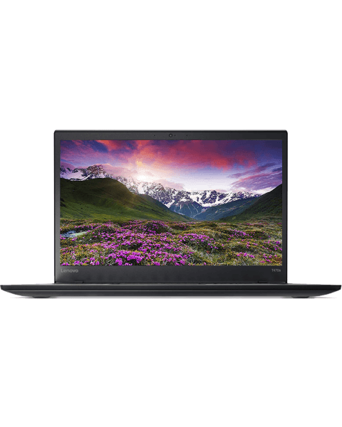 Lenovo ThinkPad T470 | 14 inch FHD | 6e generatie i5 | 256GB SSD | 8GB RAM | QWERTY/AZERTY/QWERTZ